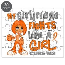 Fights Like a Girl 42.9 MS Puzzle