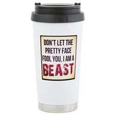 Dont be fooled Thermos Mug