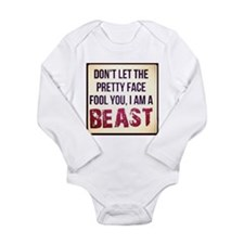 Dont be fooled Onesie Romper Suit