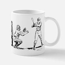 Batter Catcher Umpire Mug