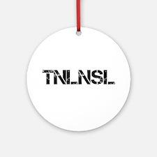 TNLNSL Ornament (Round)