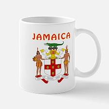 Jamaica Coat of arms Mug