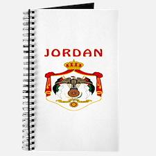 Jordan Coat of arms Journal