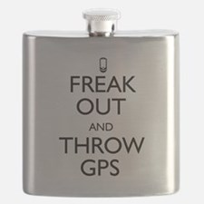 Freak Out and Throw GPS Flask