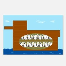 Trojan Duck Postcards (Package of 8)
