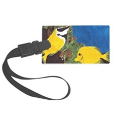 Fish.jpg Luggage Tag