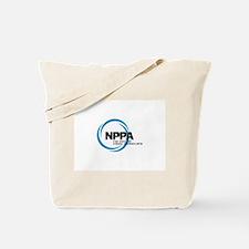 NPPA Logo Tote Bag