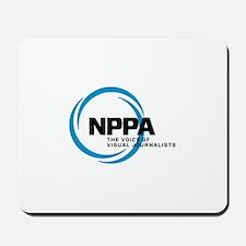 NPPA Logo Mousepad