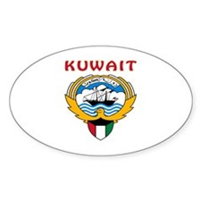 Kuwait Coat of arms Decal