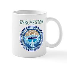 Kyrgyzstan Coat of arms Small Mug