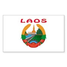 Laos Coat of arms Decal