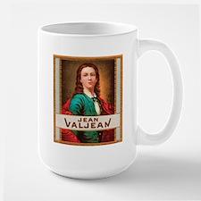 Jean Valjean Tobacco Label Mug