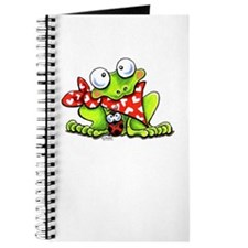 Blushing Frog Journal