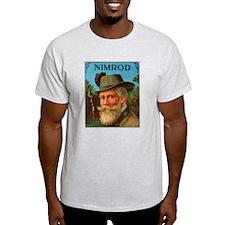 Nimrod Cigar Label T-Shirt