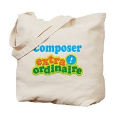 Composer Extraordinaire Tote Bag