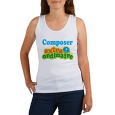 Composer Extraordinaire Women's Tank Top