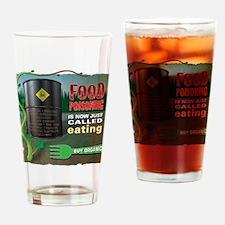 Buy Organic full color square transparent border D