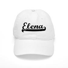 Black jersey: Elena Baseball Cap