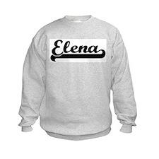 Black jersey: Elena Jumpers