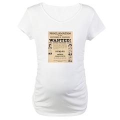 James Younger Gang Wanted Shirt