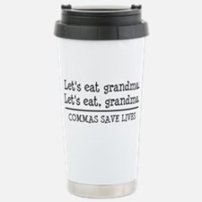 Cute Grandma Travel Mug