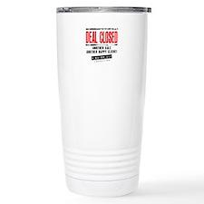 Deal Closed Travel Mug