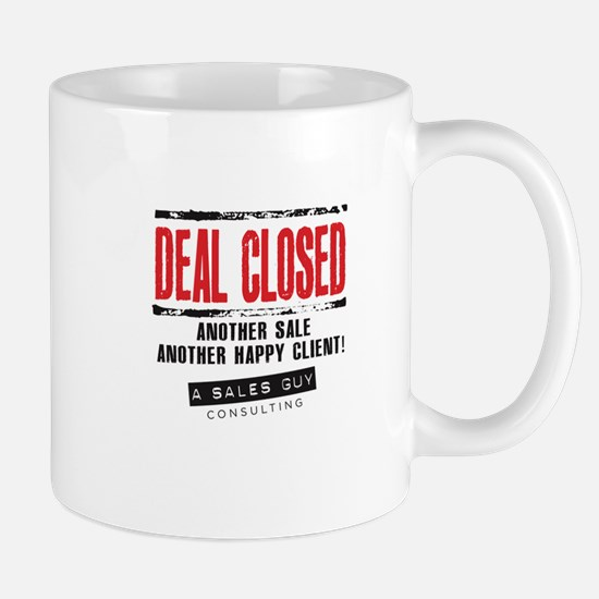 Deal Closed Mug