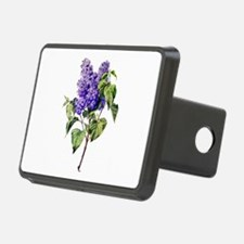 Lilac Drawn From Nature Hitch Cover