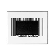 House Music Barcode Picture Frame