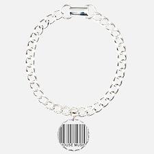 House Music Barcode Bracelet