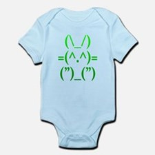 Ascii Rabbit Infant Bodysuit