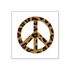 "Birmingham Peace Square Sticker 3"" x 3"""