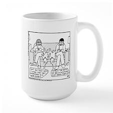Good Book Problem - Mug