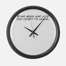 Comfy Large Wall Clock
