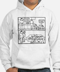 Time For TV - Jumper Hoodie