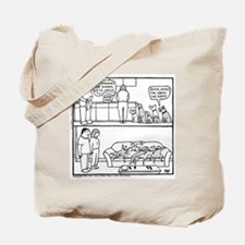 Time For TV - Tote Bag