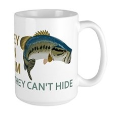 They Can Swim but They Can't Hide Mug