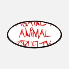 Against Animal Cruelty Patches