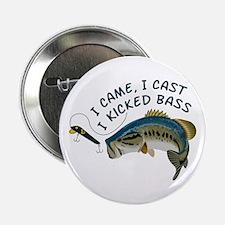 "I Kicked Bass 2.25"" Button"