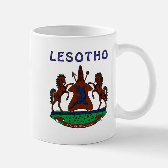 Lesotho Coat of arms Mug