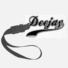 DeeJay Luggage Tag