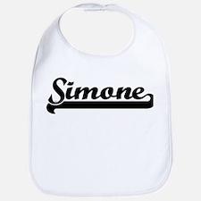 Black jersey: Simone Bib
