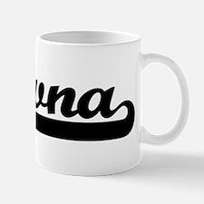 Black jersey: Dawna Mug