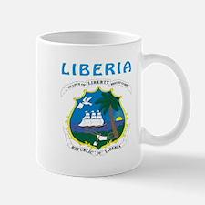 Liberia Coat of arms Mug
