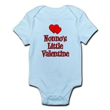 Nonnos Little Valentine Infant Bodysuit