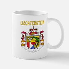 Liechtenstein Coat of arms Mug