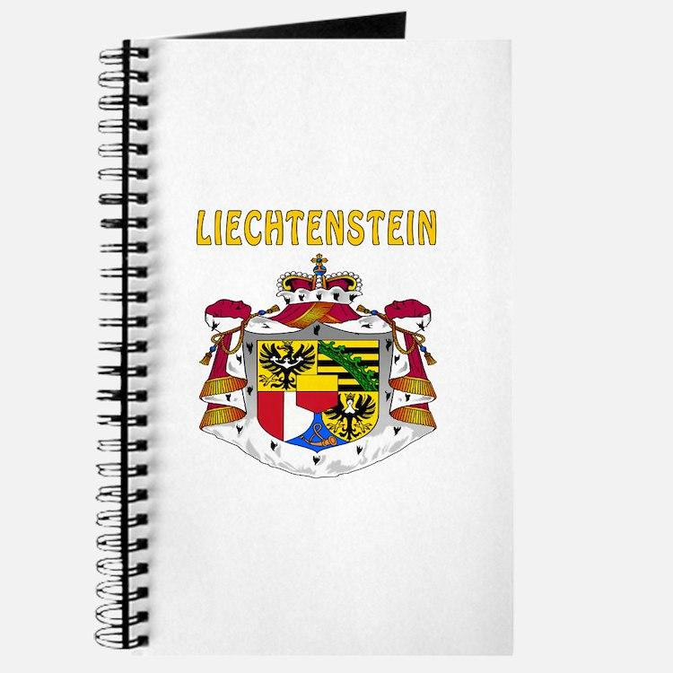 Liechtenstein Coat of arms Journal