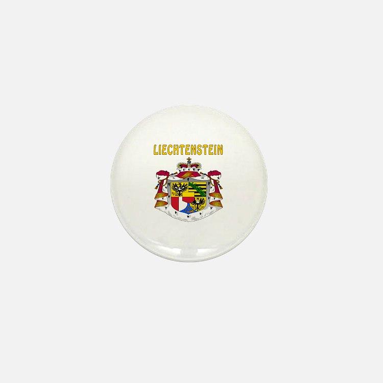 Liechtenstein Coat of arms Mini Button
