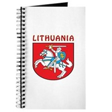 Lithuania Coat of arms Journal