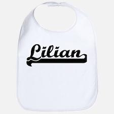 Black jersey: Lilian Bib